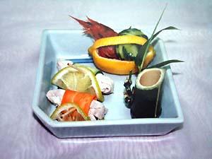 トンだレモン(レモンの肉巻き)