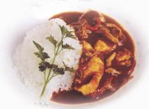 タイ風鯛カレー