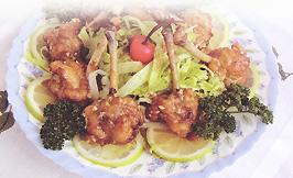 美容油淋鶏(メイロウヨウリンジー)