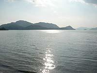 大三島町沖に出かけます。